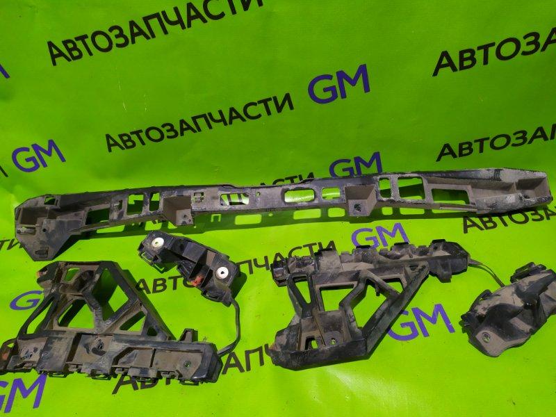 Крепление бампера Opel Astra J Gtc P10 A14NET 2012 заднее (б/у)