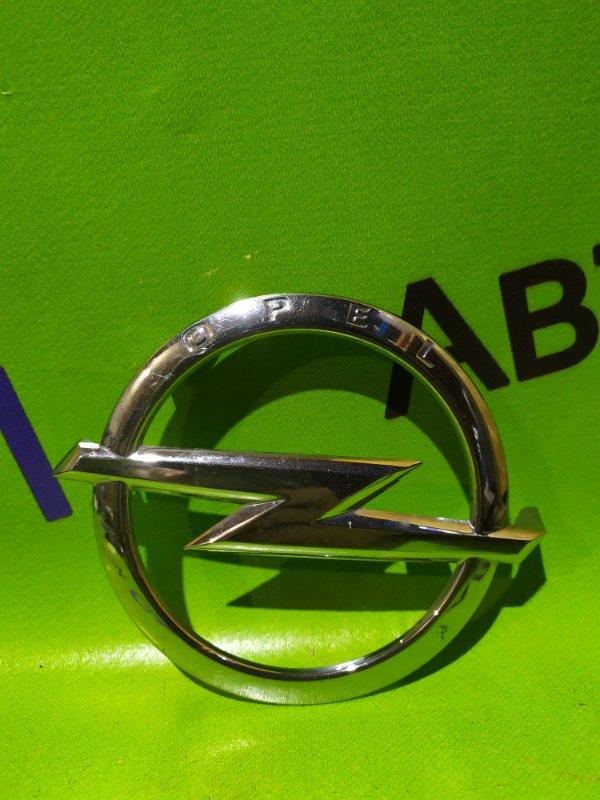 Эмблема Opel Astra J Gtc P10 A14NET 2012 (б/у)