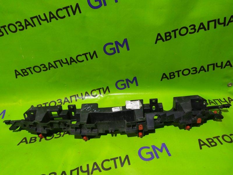 Крепление бампера Opel Astra J Gtc P10 A14NET 2012 переднее (б/у)