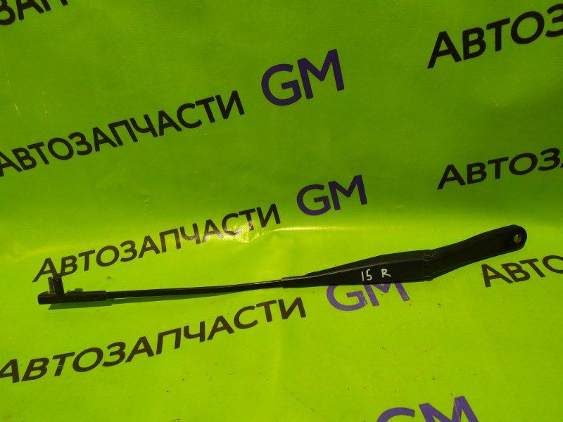 Поводок стеклоочистителя Opel Astra L69 Z18XER 2008 правый (б/у)