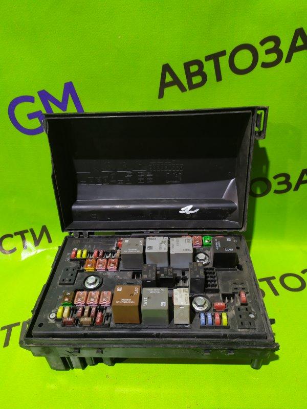 Блок предохранителей Opel Astra J Gtc P10 A14NET 2012 (б/у)