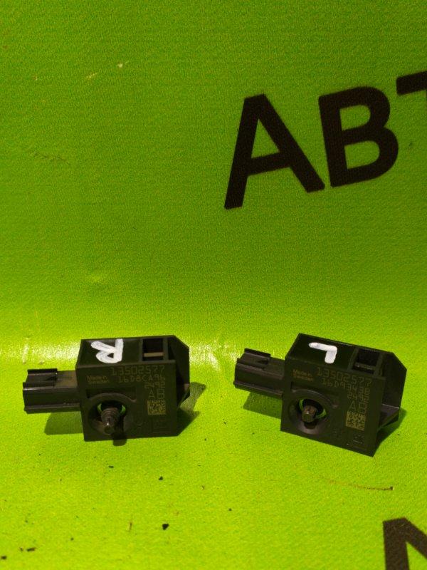 Датчик airbag Opel Astra J Gtc P10 A14NET 2012 (б/у)
