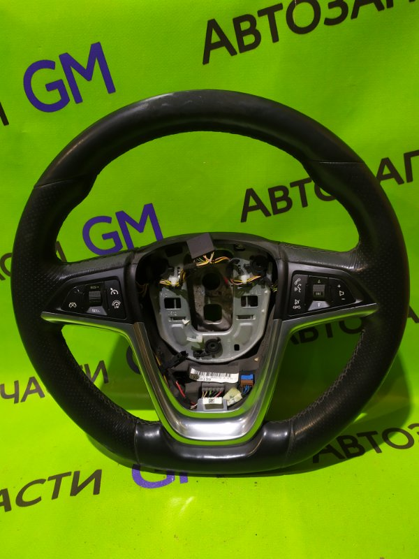 Руль Opel Astra J Gtc P10 A14NET 2012 (б/у)