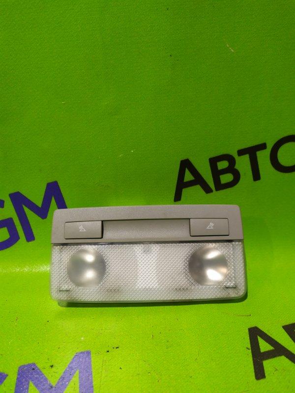 Лампа внутрисалонная Opel Astra J Gtc P10 A14NET 2012 (б/у)