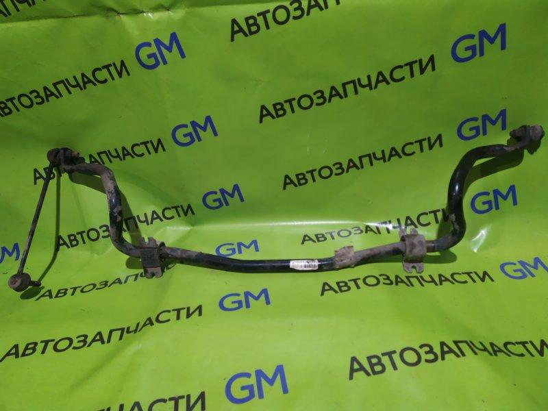 Стабилизатор Opel Astra J Gtc P10 A14NET 2012 передний (б/у)