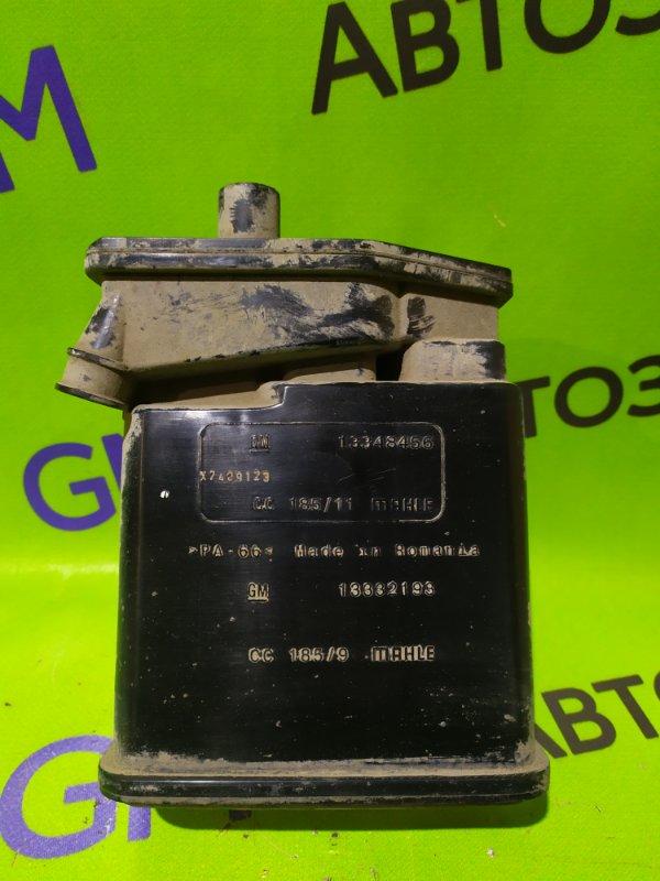 Фильтр паров топлива Opel Astra J Gtc P10 A14NET 2012 (б/у)