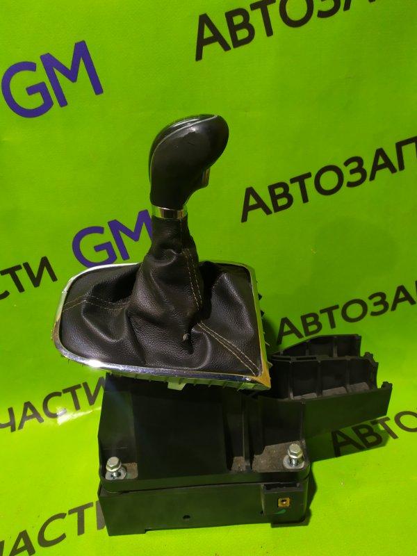 Селектор кпп Opel Astra J Gtc P10 A14NET 2012 (б/у)