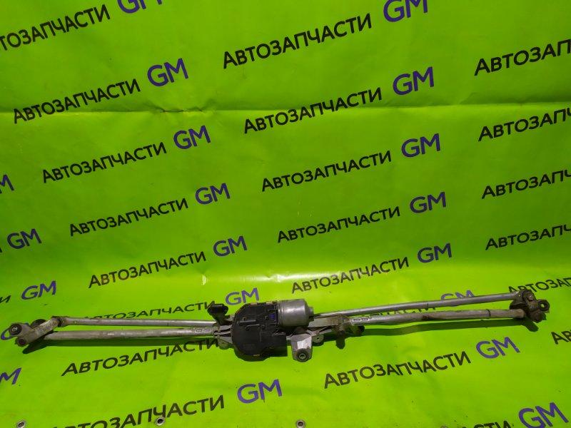 Трапеция дворников Opel Astra J Gtc P10 A14NET 2012 (б/у)