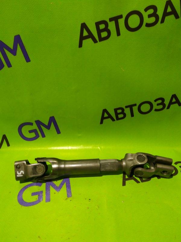 Рулевой карданчик Opel Astra L69 Z18XER 2008 (б/у)