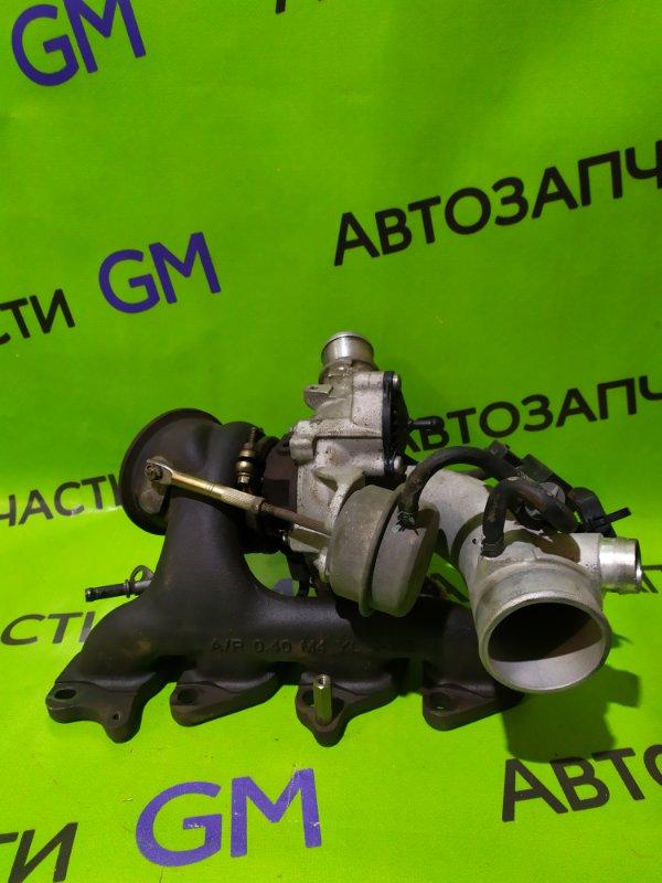 Турбина Opel Astra J Gtc P10 A14NET 2012 (б/у)