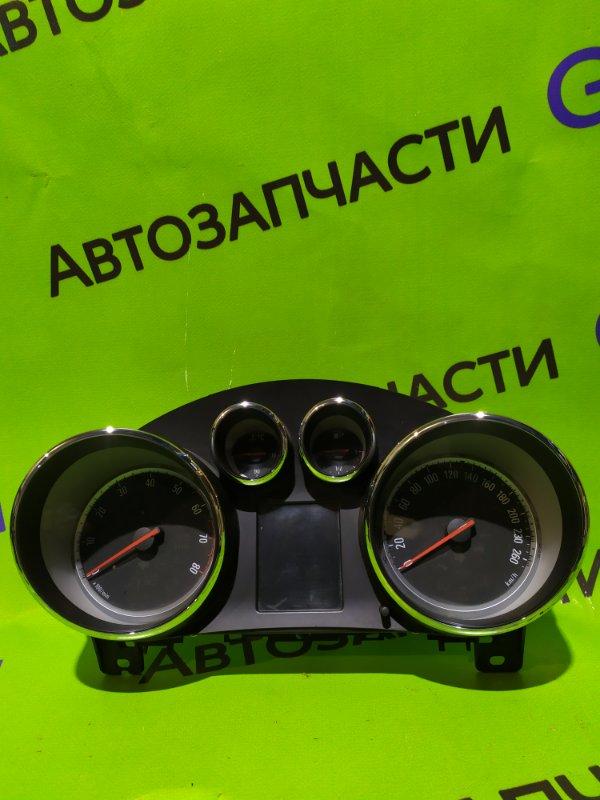 Щиток приборов Opel Astra J Gtc P10 A14NET 2012 (б/у)