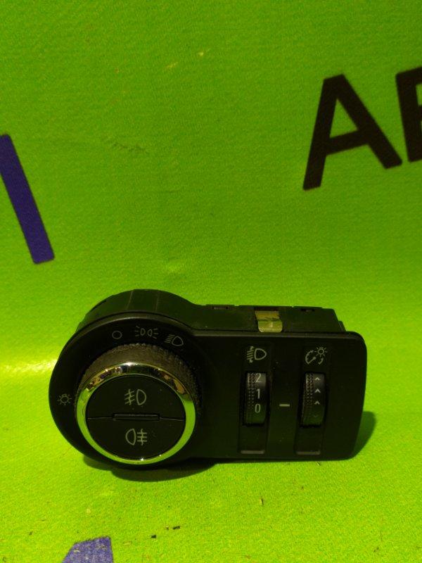 Переключатель света Opel Astra J Gtc P10 A14NET 2012 (б/у)