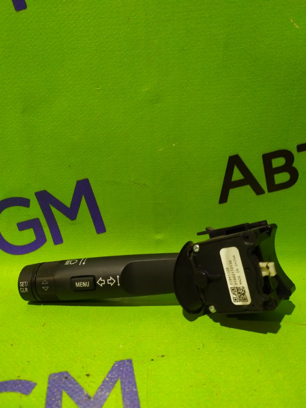 Переключатель поворотов Opel Astra J Gtc P10 A14NET 2012 (б/у)