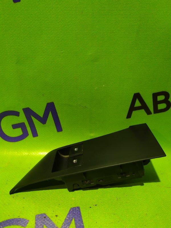 Кнопка стеклоподъемника Opel Astra J Gtc P10 A14NET 2012 передняя левая (б/у)