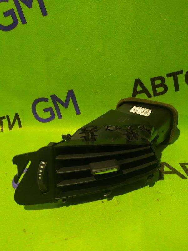Дефлектор воздушный Opel Astra J Gtc P10 A14NET 2012 передний левый (б/у)