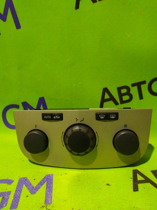 Блок управления климат-контролем Opel Corsa D Z14XEP 2008 (б/у)