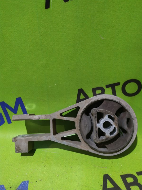 Подушка двигателя Opel Corsa D Z14XEP 2008 задняя (б/у)