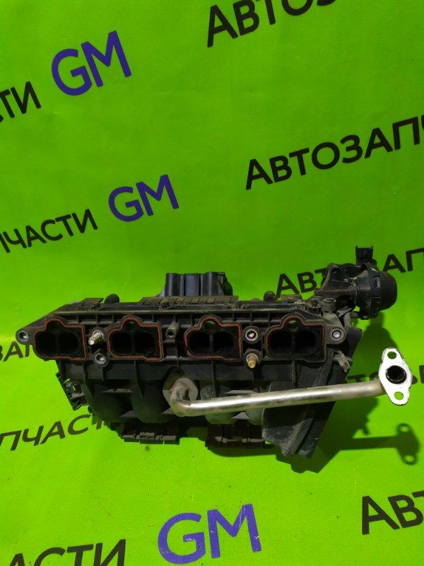 Коллектор впускной Opel Corsa D Z14XEP 2008 (б/у)