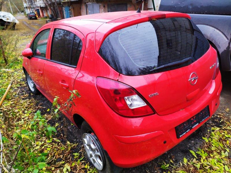 Крыша Opel Corsa D Z14XEP 2008 (б/у)