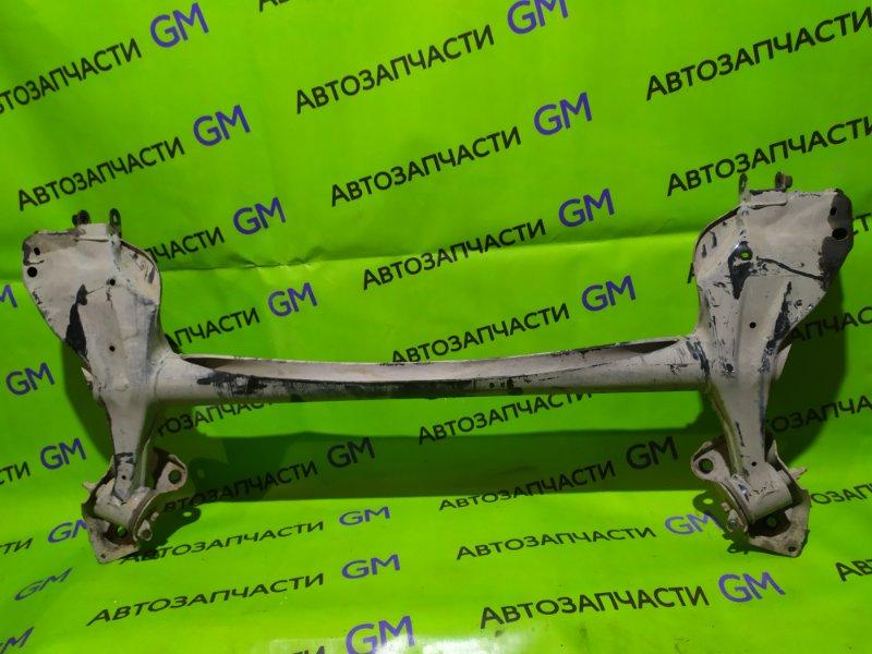 Балка подвески Opel Corsa D Z14XEP 2008 задняя (б/у)