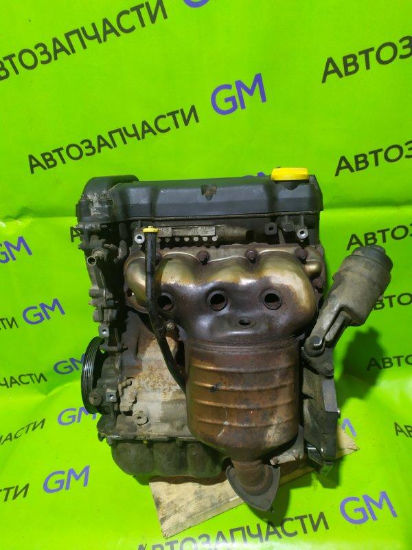 Двигатель Opel Corsa D Z14XEP 2008 (б/у)