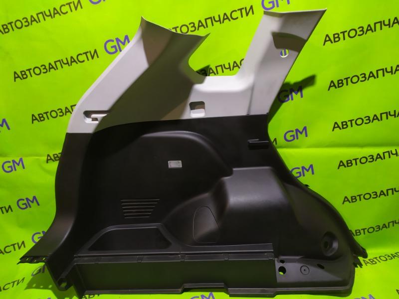 Пластик багажника Lifan X70 LF7201B LF483Q 2018 задний левый (б/у)
