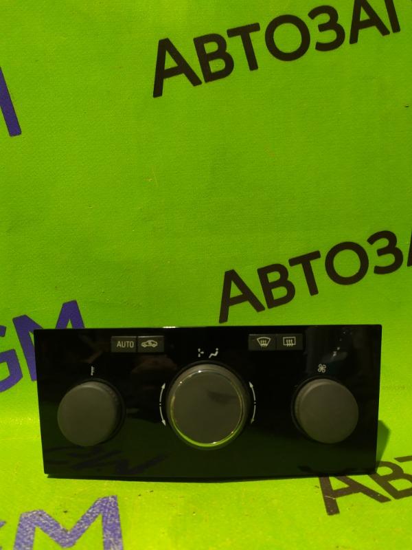 Блок управления климат-контролем Opel Astra H (б/у)