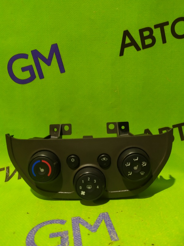 Блок управления климат-контролем Chevrolet Cobalt T250 L2C 2013 (б/у)
