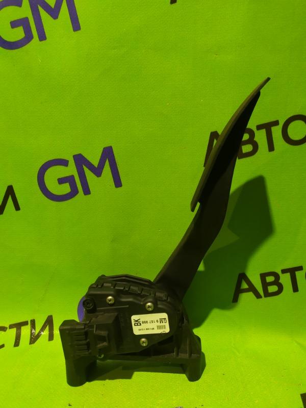 Педаль газа Opel Astra H (б/у)
