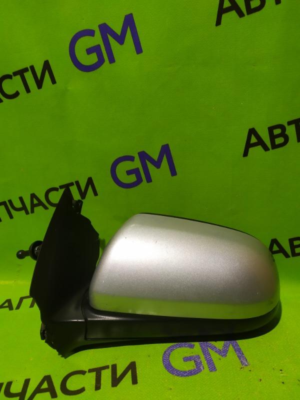 Зеркало Chevrolet Aveo T250 F14D4 левое (б/у)