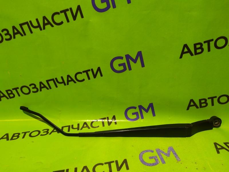 Поводок стеклоочистителя Chevrolet Aveo T250 F14D4 передний правый (б/у)