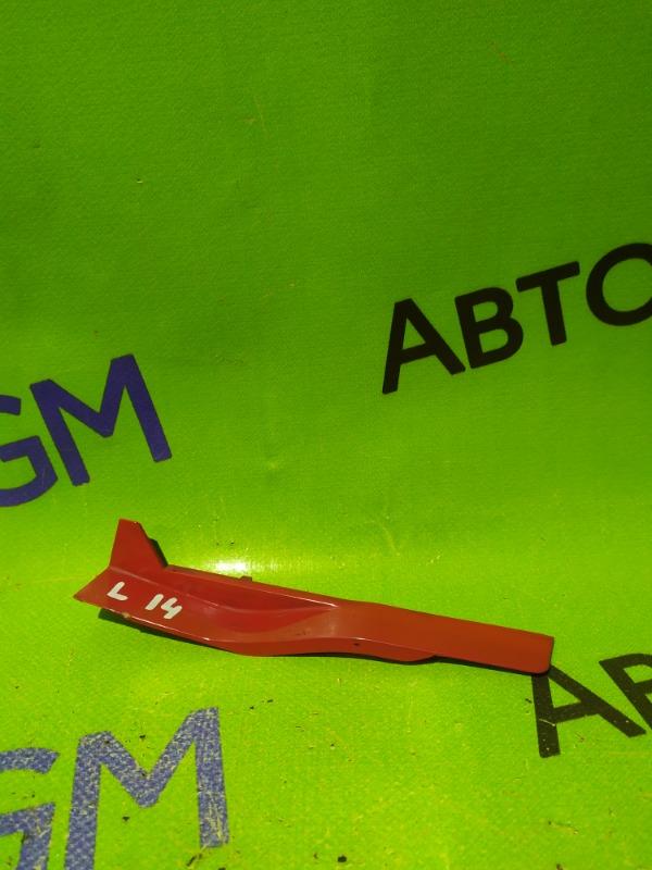Заглушка жабо Opel Corsa D Z14XEP 2008 левая (б/у)