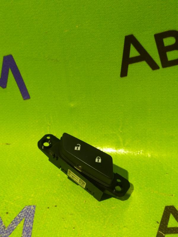 Кнопка Chevrolet Aveo T300 F16D4 2013 (б/у)