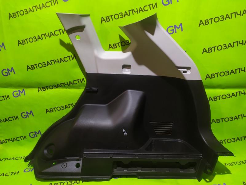 Пластик багажника Lifan X70 LF7201B LF483Q 2018 задний правый (б/у)