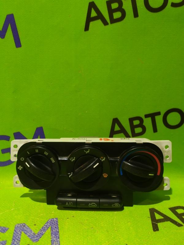 Блок управления климат-контролем Kia Spectra SD S6D 2007 (б/у)