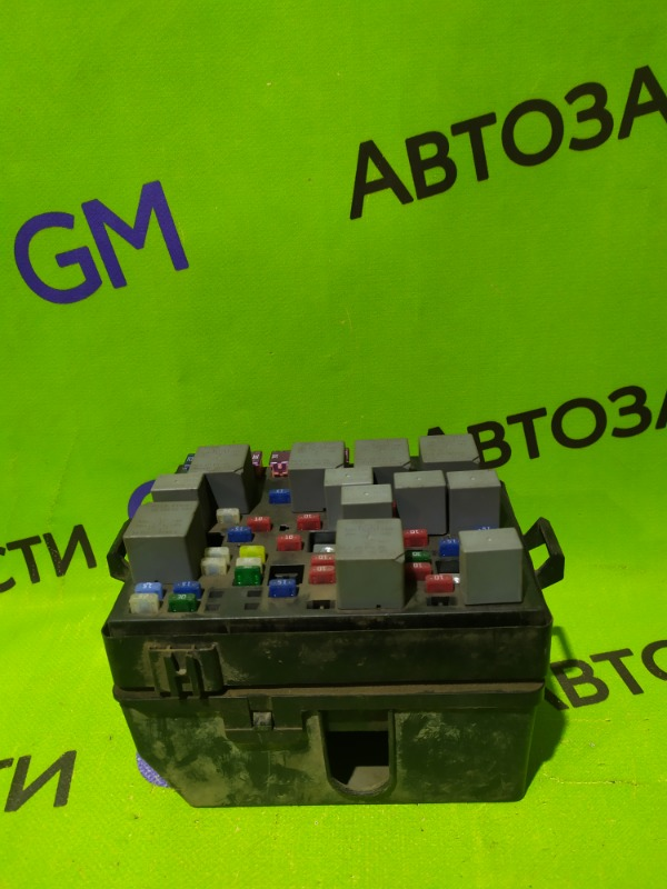 Блок предохранителей Kia Spectra SD S6D 2007 (б/у)