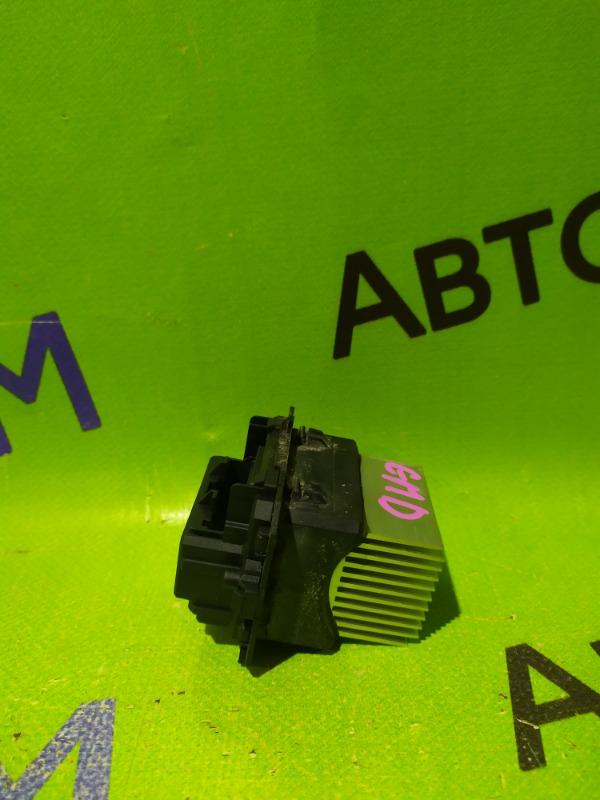 Резистор печки Renault Megane BZ0G M4R713 2011 (б/у)