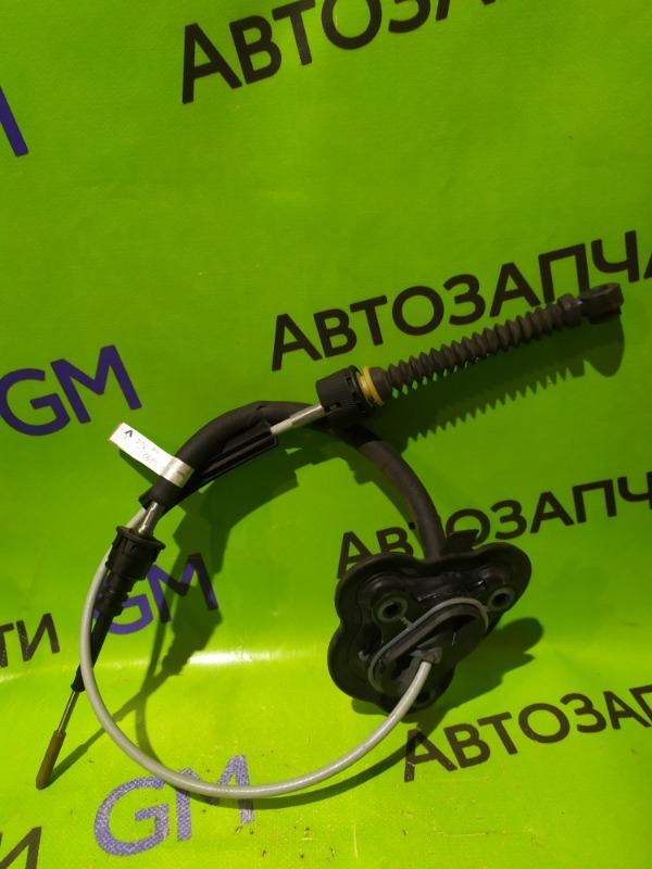 Трос кпп Renault Megane BZ0G M4R713 2011 (б/у)