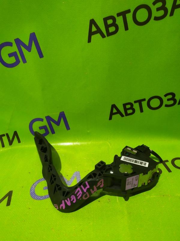 Педаль газа Renault Megane BZ0G M4R713 2011 (б/у)
