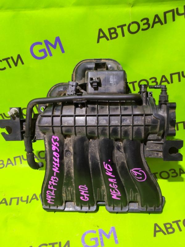Коллектор впускной Renault Megane BZ0G M4R713 2011 (б/у)
