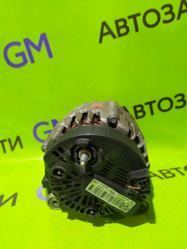 Генератор Renault Megane BZ0G M4R713 2011 (б/у)