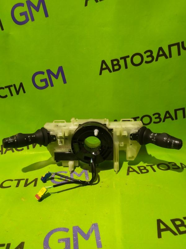 Переключатель подрулевой Renault Megane BZ0G M4R713 2011 (б/у)
