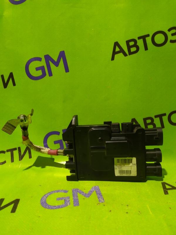 Блок предохранителей Renault Megane BZ0G M4R713 2011 (б/у)
