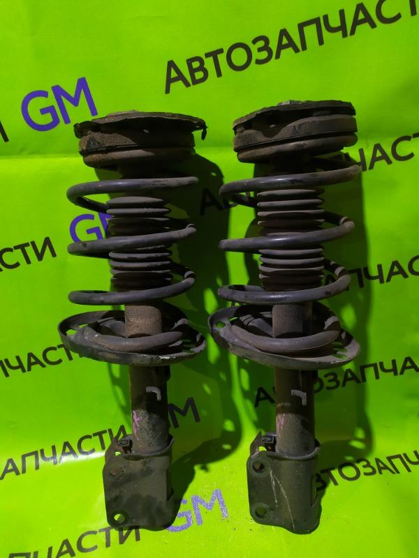 Амортизатор Renault Megane BZ0G M4R713 2011 передний (б/у)