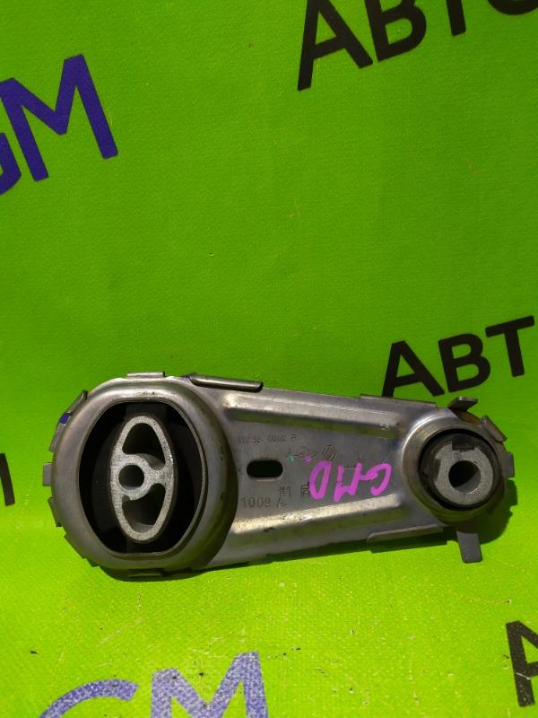 Подушка двигателя Renault Megane BZ0G M4R713 2011 задняя (б/у)