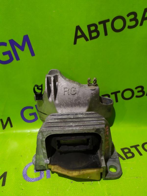 Подушка двигателя Renault Megane BZ0G M4R713 2011 правая (б/у)