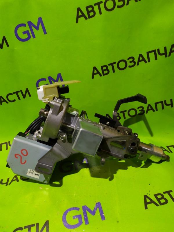 Электроусилитель руля Renault Megane BZ0G M4R713 2011 (б/у)