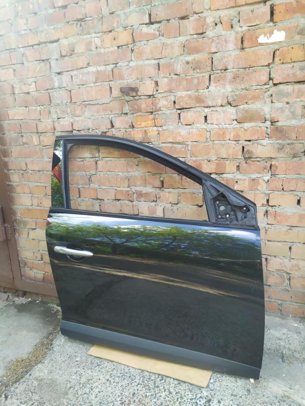Дверь Renault Megane BZ0G M4R713 2011 передняя правая (б/у)