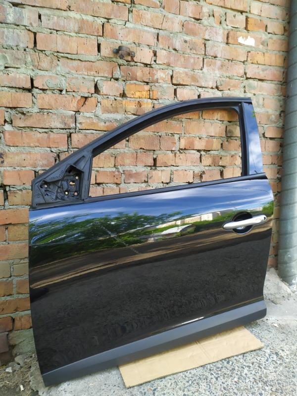 Дверь Renault Megane BZ0G M4R713 2011 передняя левая (б/у)
