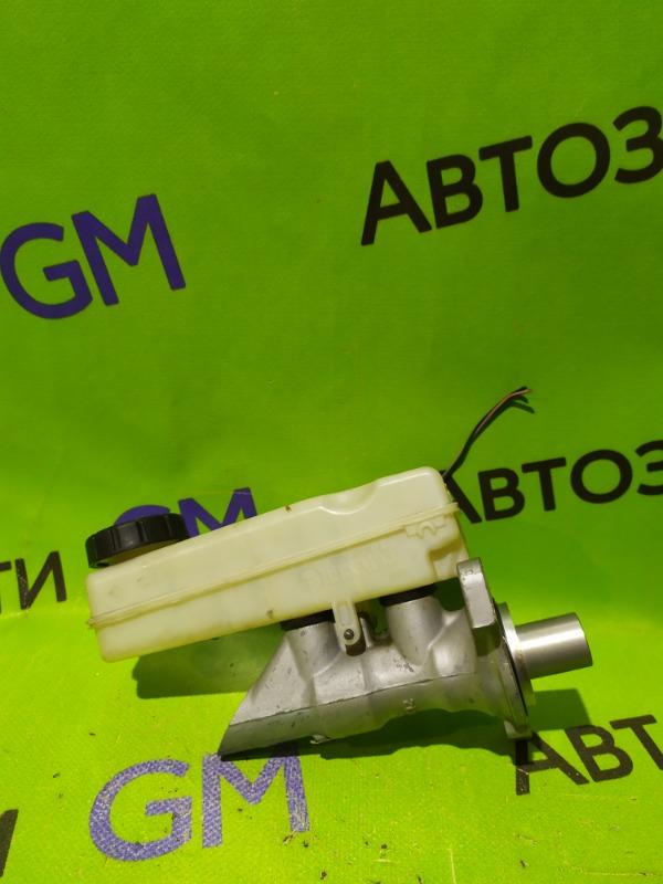 Главный тормозной цилиндр Renault Megane BZ0G M4R713 2011 задний левый (б/у)